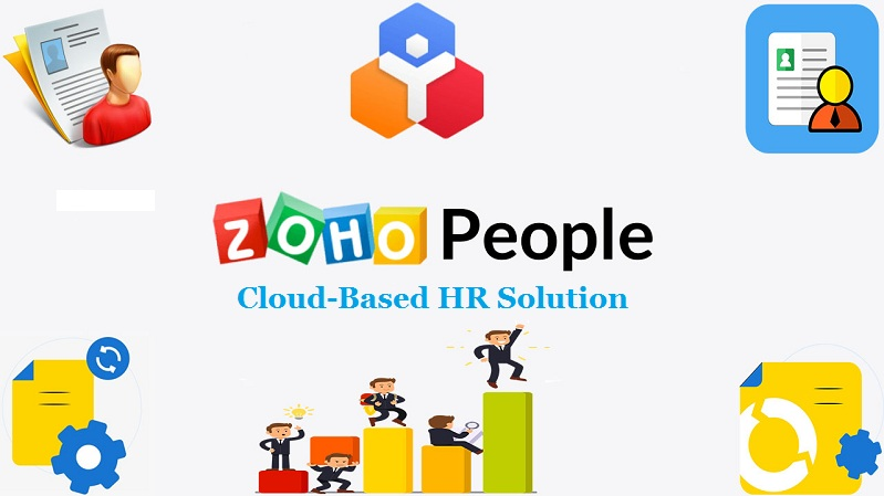 ZOHO People – Cloud-based HR Solution